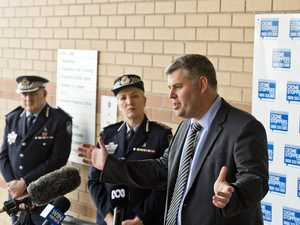 Top brass open new police facilities