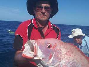 FISHING FRIDAY: Nannygai galore at offshore hot spots