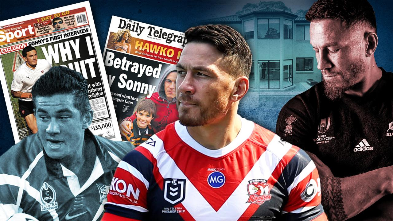 Khoder Nasser, Anthony Mundine and other key players exclusively reveal the incredible story behind the most infamous exit in rugby league history.