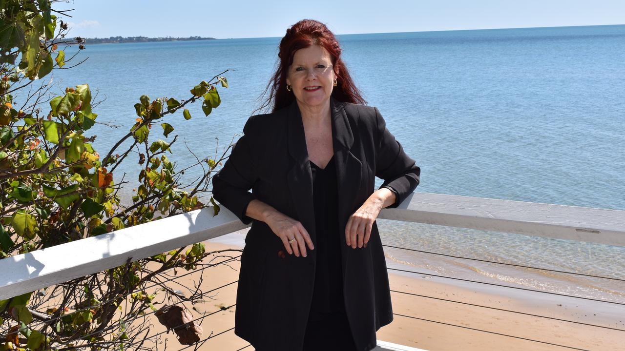 Hervey Bay Chamber of Commerce president Sandra Holebrook.