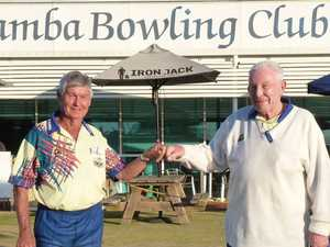 ON THE GREENS: Dazzling duo too good in championship