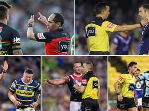 The referee your NRL team can't win with