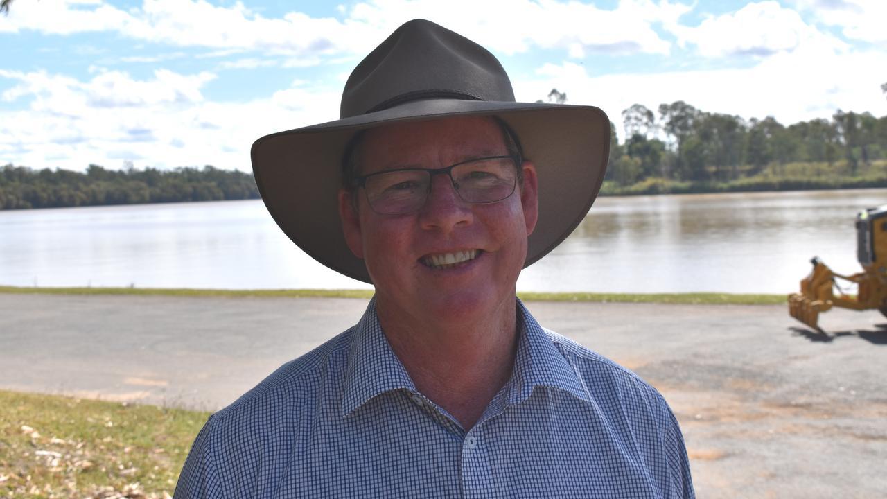 Rockhampton MP Barry O'Rourke said Labor wasn't considering the fast-rail proposal.