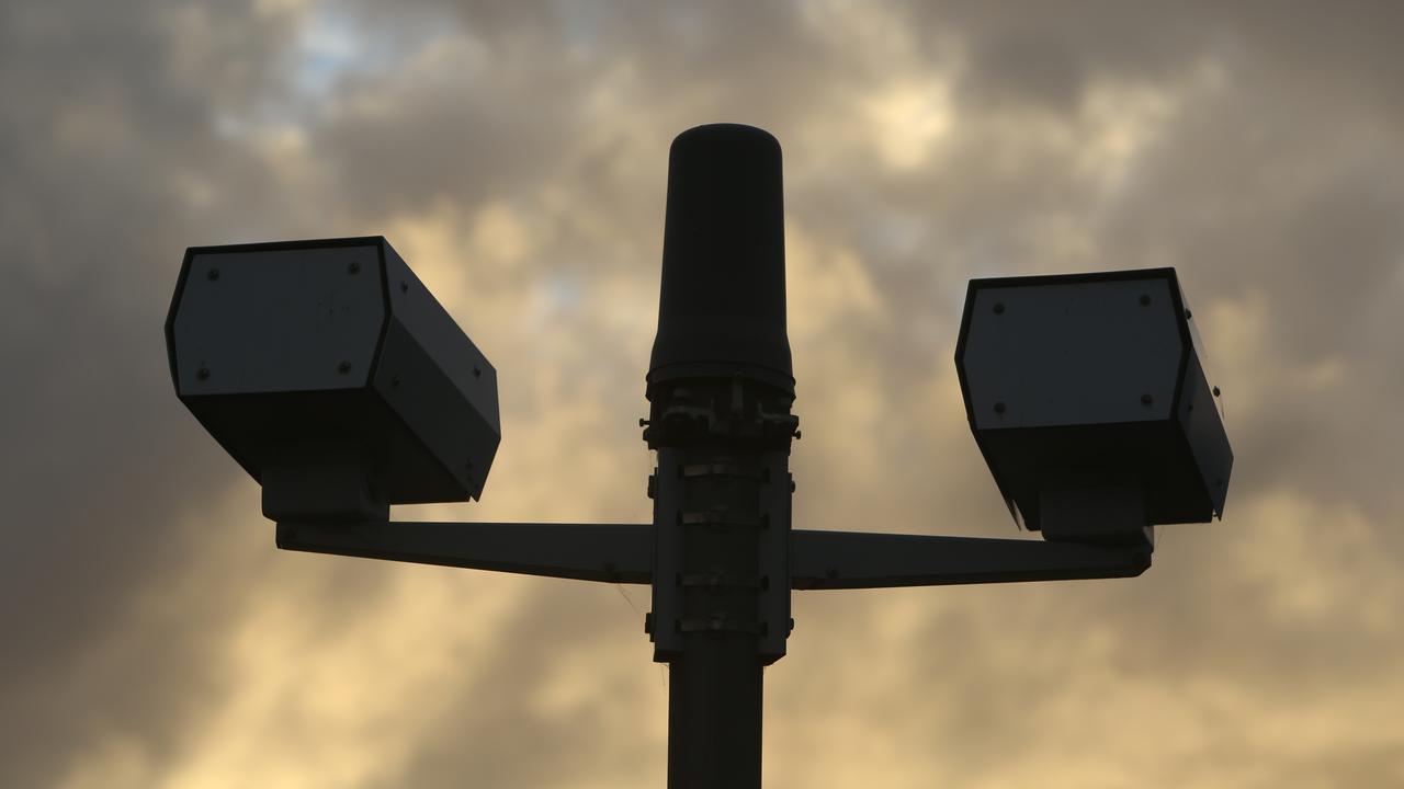 Fixed speed cameras: never sleeping, always watching. (AAPImage/Emma Brasier)