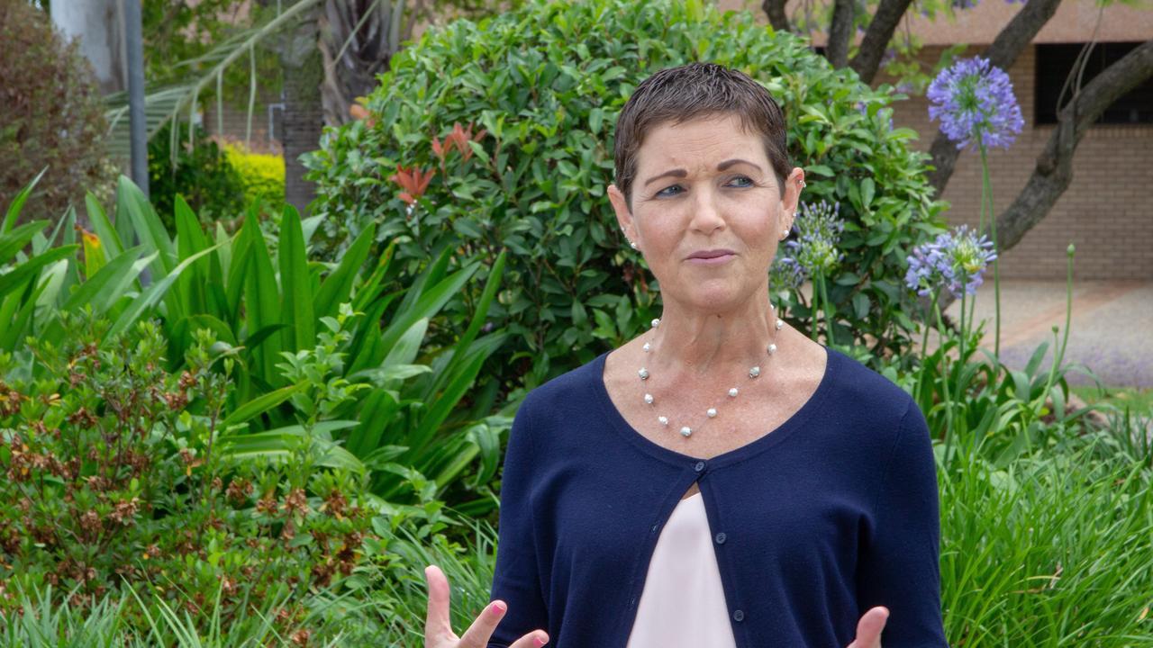 Lockyer Valley Region Council Mayor Tanya Milligan. (File Image)