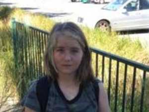 Homicide squad join search for missing girl, 11