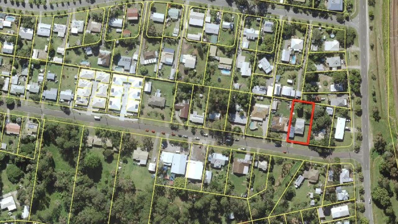 Two other townhouses are located down the road at 19 and 21 Greber Road called Jacaranda Place and New Haven. Picture: Supplied