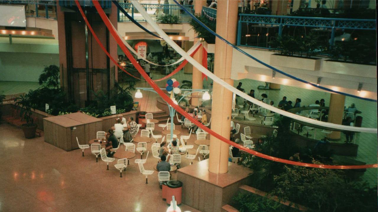 Redbank Plaza turns 35.