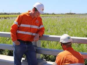CQU graduate lands job on biggest project in QLD