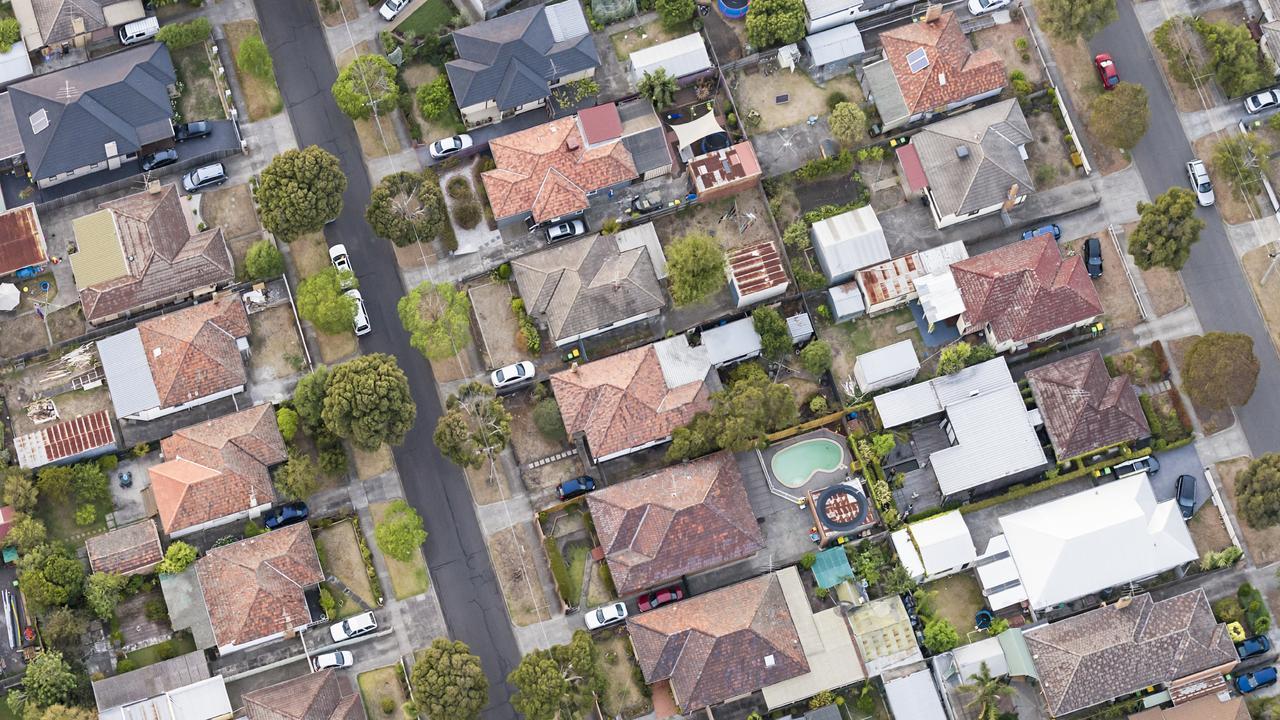Generic photo illustrating Australian suburbia / suburbs / burbs