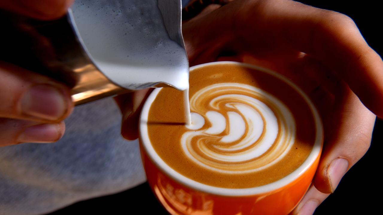 OPENING UP: New cafe will rejoice Rose City Shoppingworld shoppers. Photo: John McCutcheon