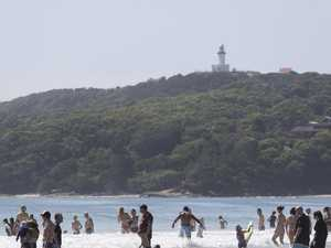 Drone help to boost Byron's beach safety this summer