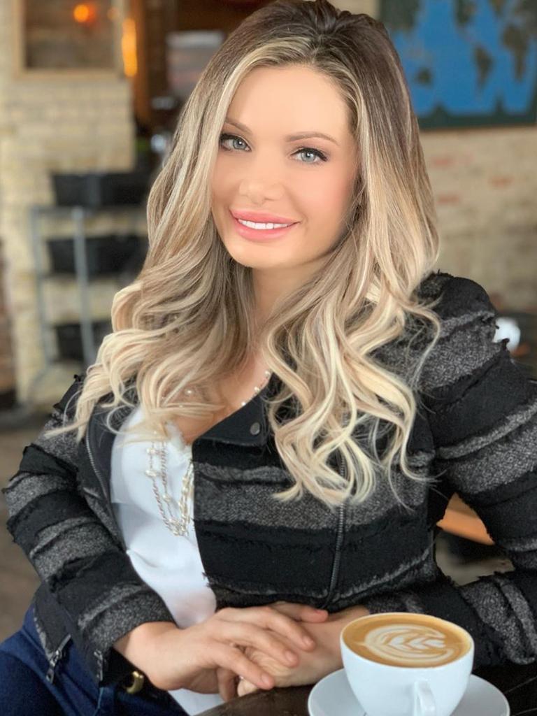 US reality star Janelle Pierzina.