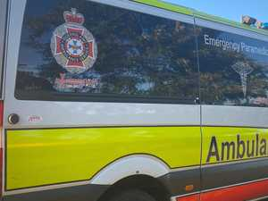 One taken to hospital after crash at Nambour