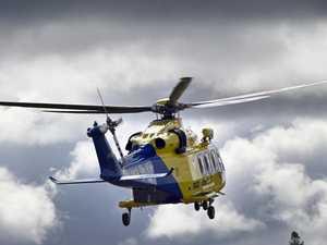 BREAKING: Rescue chopper called to Rainbow Beach
