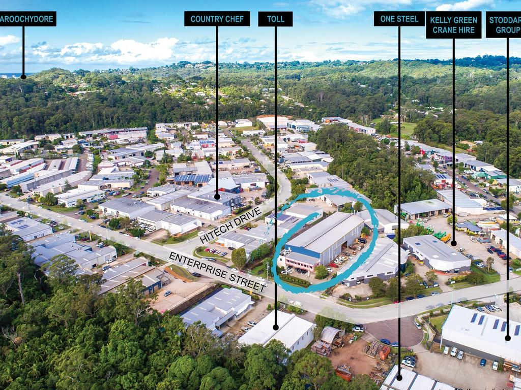 One of the larger-scale industrial facilities of its kind on the Sunshine Coast has hit the market through Savills Sunshine Coast.