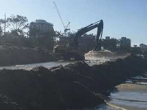Pumped up: $500k Maroochy Beach project begins
