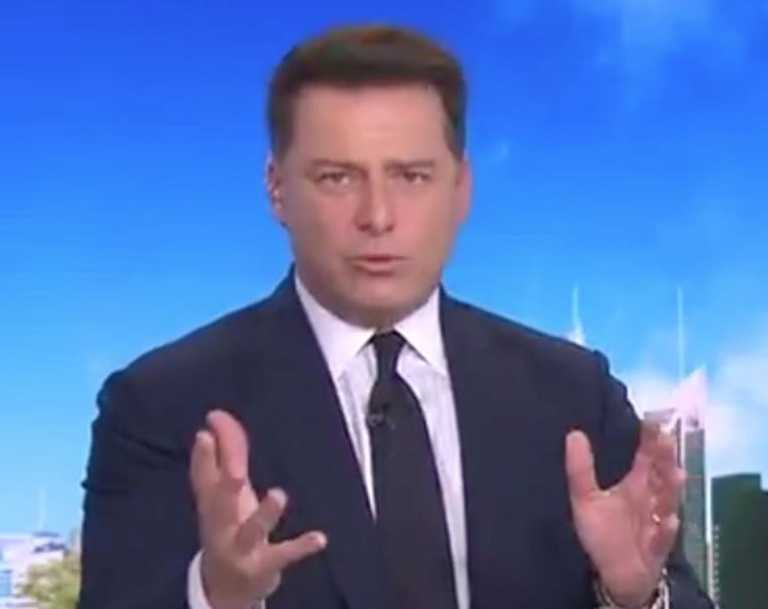 Supplied  Karl Stefanovic Today show. Picture: Today/Channel 9