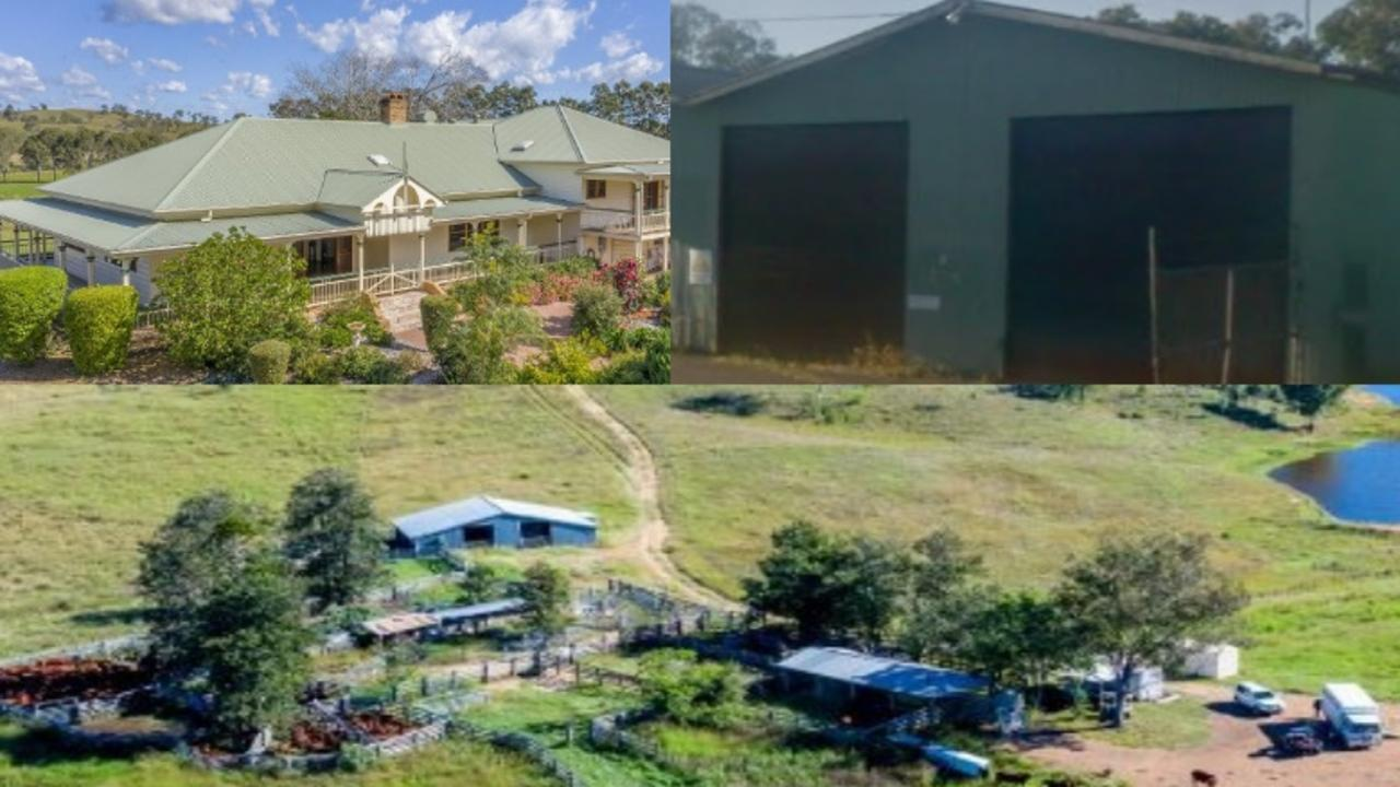 Millions of dollars in sales have been made on a handful or rural and commercial businesses around Gympie this year.
