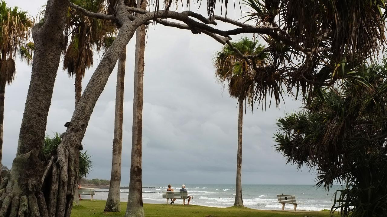 Nielsen Park Beach, Bargara. Photo: Mike Knott.