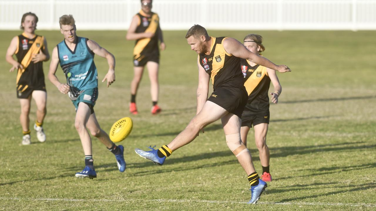 Grafton Tigers take on the Coffs Coast Breakers at Ellem Oval.