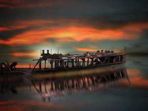 Arty pic of Coast's famous shipwreck wins award