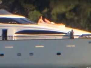 Captain of controversial superyacht charged by police
