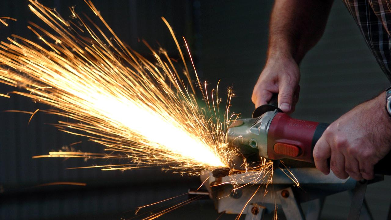 An angle grinder was one of the tools stolen from a Urangan home. Photo: File