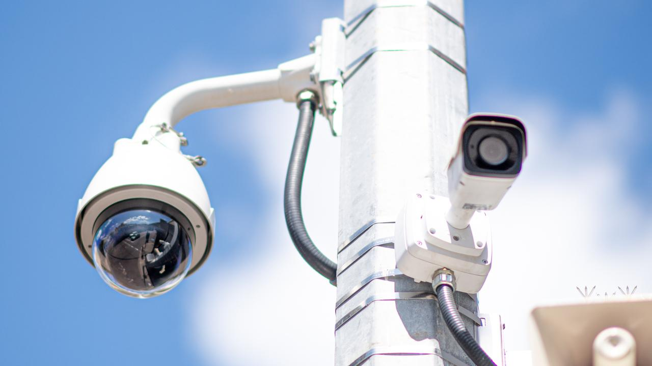 Mackay Regional Council Organisational Services director Kylie Lamb said the policy changes would improve how the security cameras could be bought and kept running. Picture: Che Chorley
