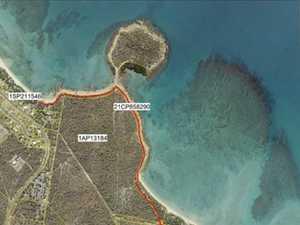 New Whitsunday walking track set to connect iconic beaches