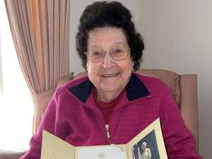 Agnes shares her tips as she turns 100