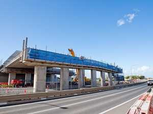 Timelapse of the Mackay Ring Road construction