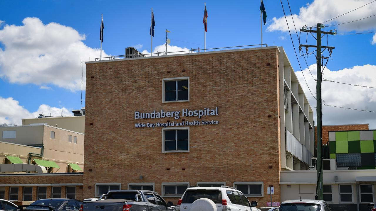 A patient has been transported to Bundaberg Hospital.