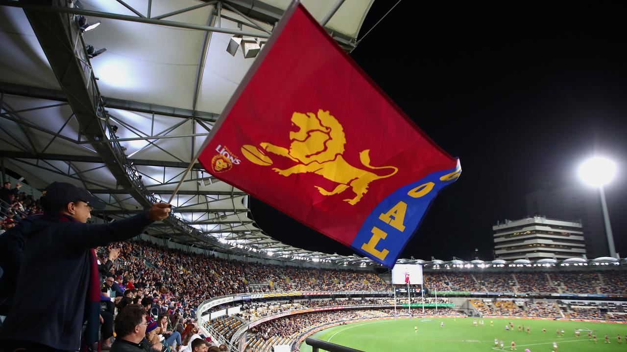 The biggest game of the year is set for the Gabba. Picture: Getty Images
