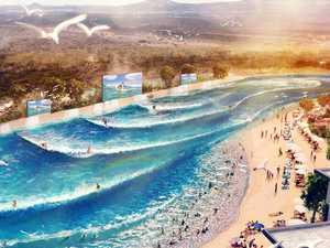Developers reveal start date for $65m waterpark, resort