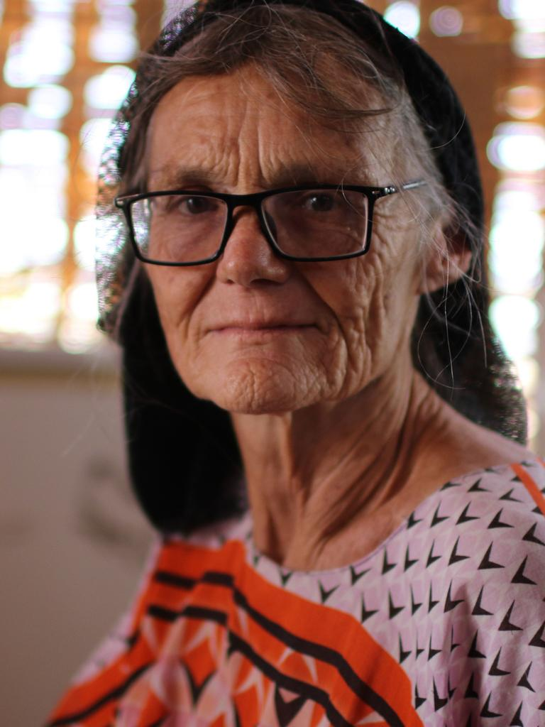 Nurse Valerie Browning has spent decades in Africa helping the underprivileged. Picture: Supplied