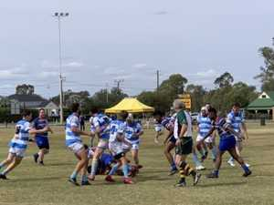 GALLERY: 83 photos of Echidnas vs USQ