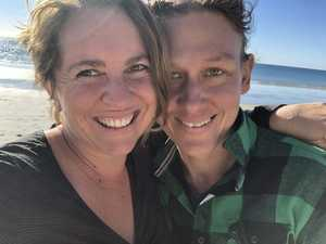 In her words: Partner tells of miracle COVID birth