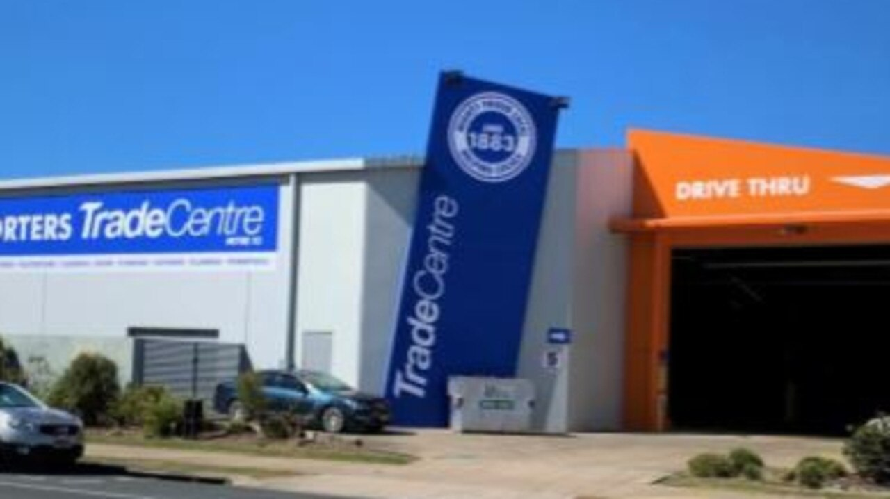 The new Porters Mitre 10 Northern Beaches trade centre. Picture: supplied