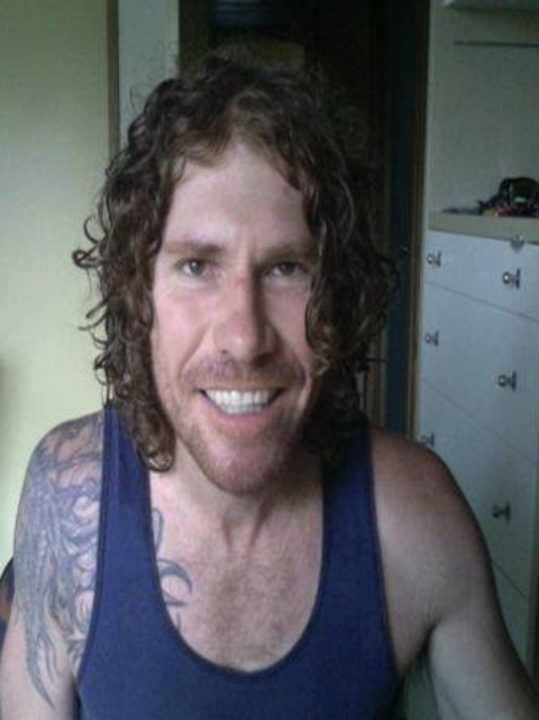 "Rossville man Troy Harvey, 46, said he had suffered a ""mental breakdown"". Picture: Facebook"