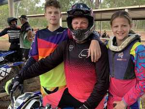 PHOTO GALLERY: Father's Day fun at the final motocross club day