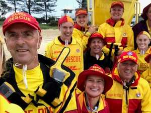 'Dignity, grace, good humour': Lifesaving legend remembered