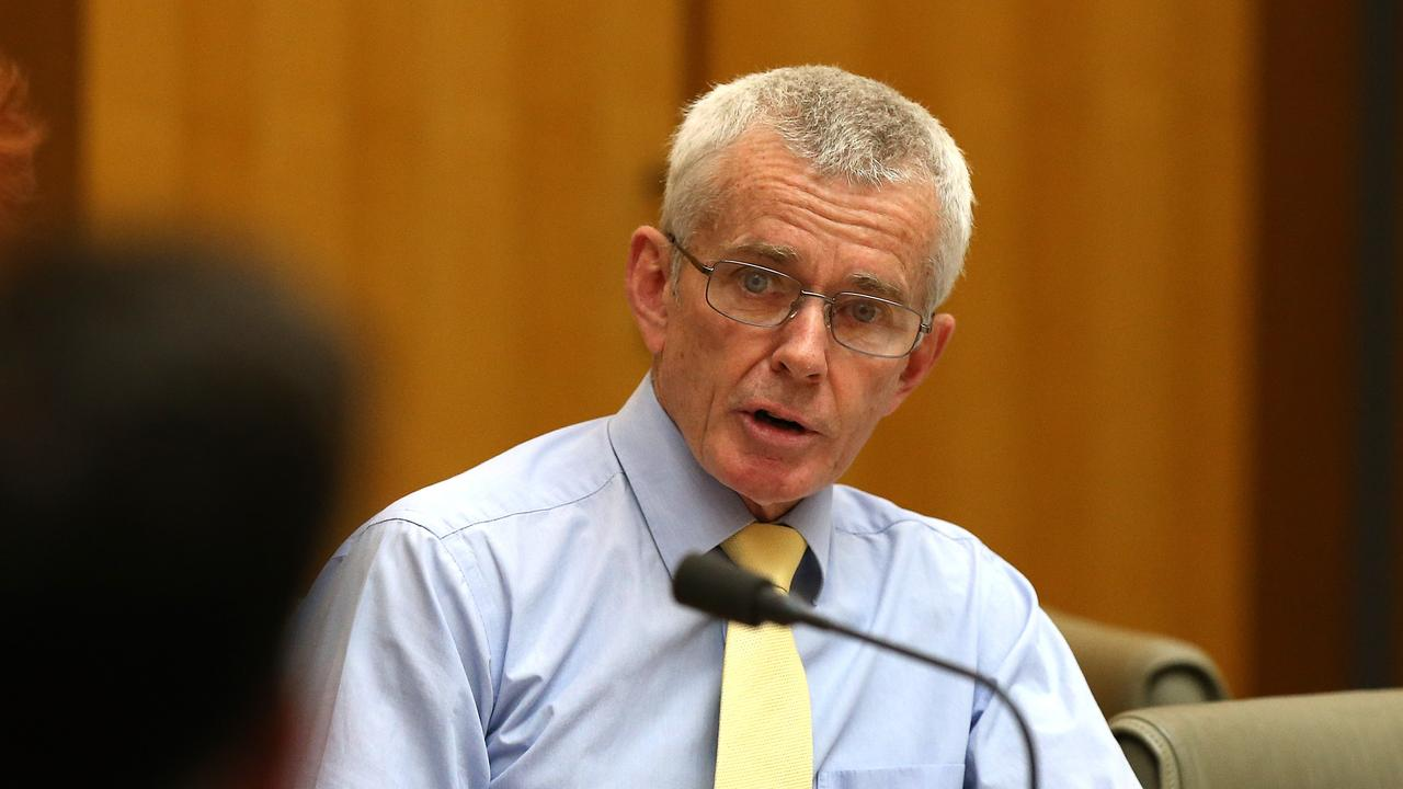 Senator Malcolm Roberts is in Maryborough today. Picture Kym Smith