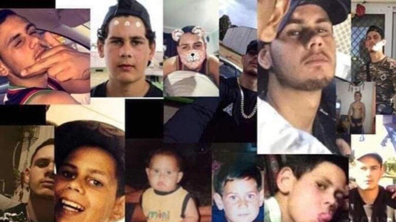 A social media tribute to Gore Highway crash victim Rayshaun Carr