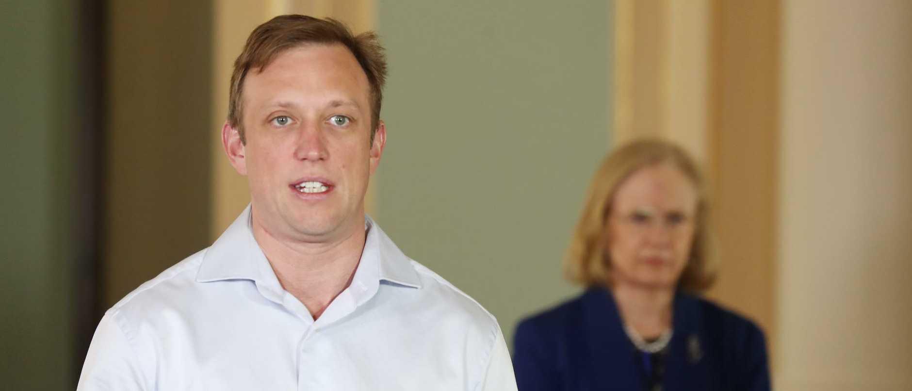 Deputy Premier Steven Miles