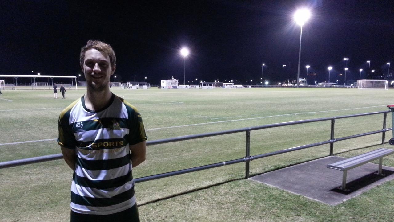After six years at the Ipswich club, Western Pride midfielder Nielen Brown still enjoys terrific team efforts like Saturday night's tenacious display.