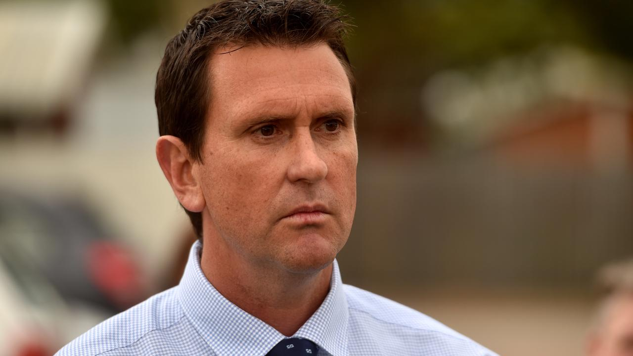 Member for Ninderry and LNP Shadow Police Minister Dan Purdie. Picture: Evan Morgan
