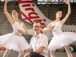 Virgin engineer pivots into dance role while battling cancer