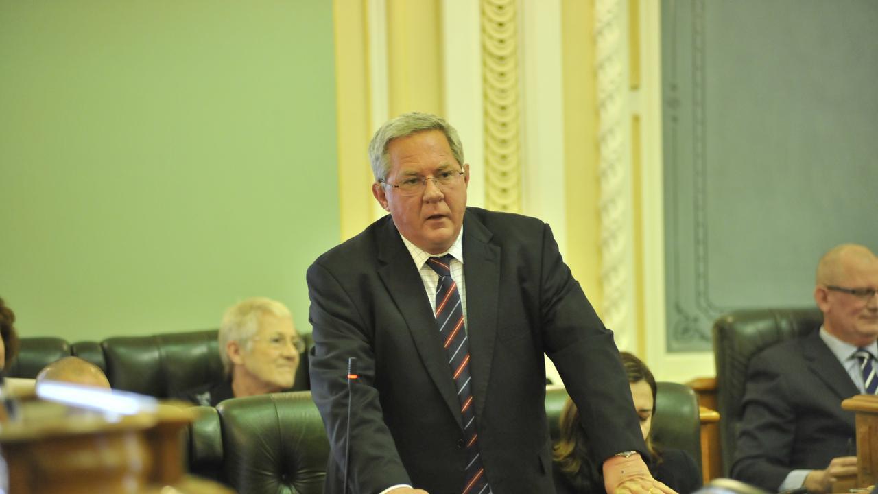 Mackay MP Tim Mulherin. Photo: Greg Miller