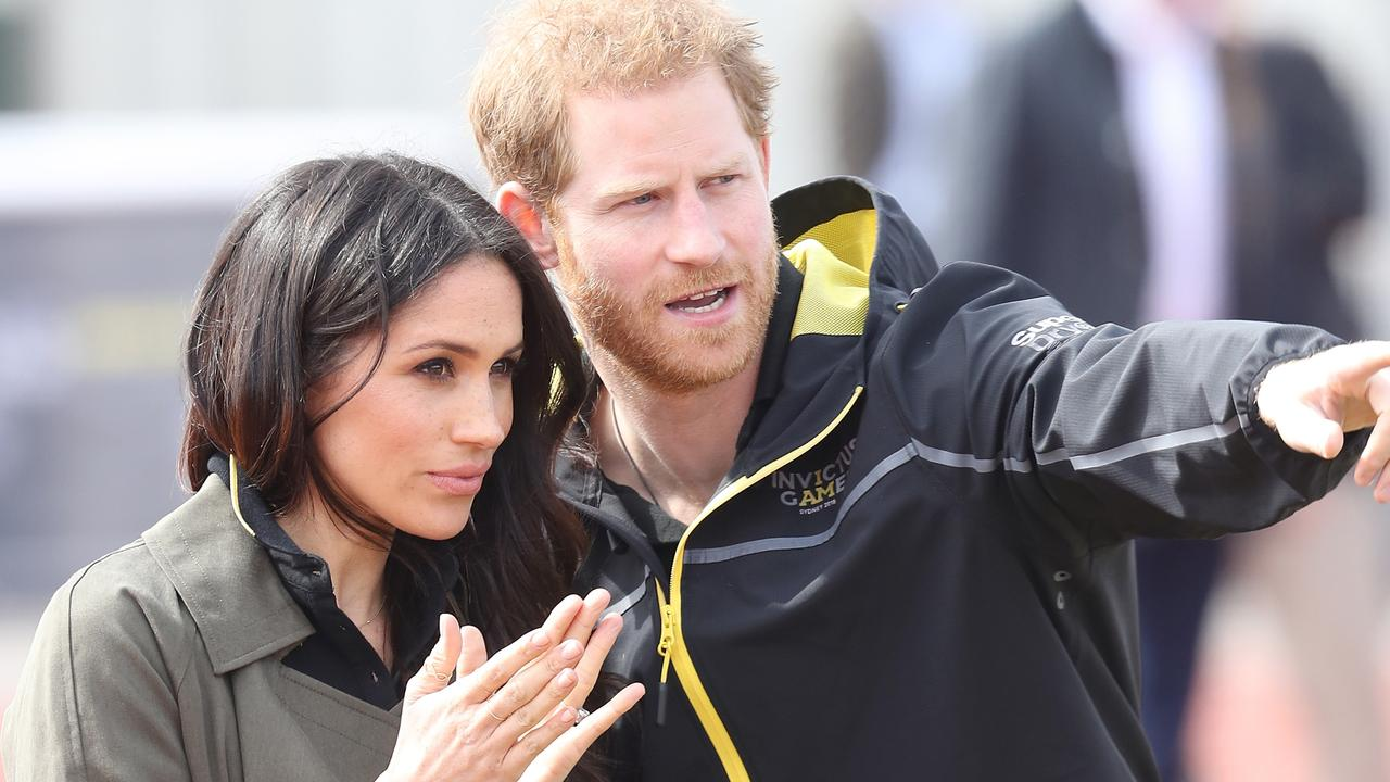 Money is at the root of many of the Sussexes current controversies. Picture: Chris Jackson/Getty Images.